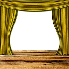 Free Curtains Royalty Free Stock Photo - 8090525