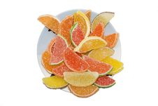 Free Fruit Jellies Stock Photos - 8090663