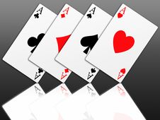 Free Poker (12) Royalty Free Stock Photography - 8091177