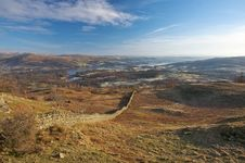 Free View To Coniston Water Stock Photo - 8091240