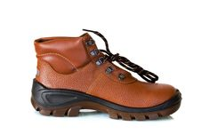 Free Safety Shoe Royalty Free Stock Images - 8091559