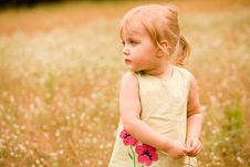 Free The Girl Royalty Free Stock Image - 8091586