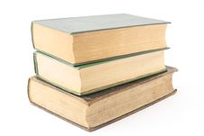 Free Stack Of Books Royalty Free Stock Photography - 8091657