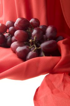 Free Grapes Royalty Free Stock Photos - 8093238