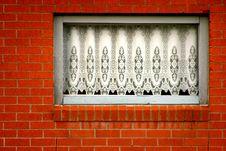 Free White Lace WIndow Royalty Free Stock Photos - 8093368