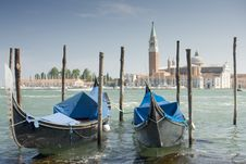 Free Gondolas Stock Photography - 8094632