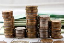 Free Coins Stock Photos - 8094833