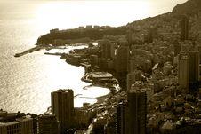 Free Monaco Principality Stock Image - 8095091