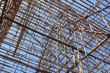 Free Bamboo Building Stock Image - 8095111