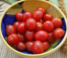 Free Tomatoes Royalty Free Stock Images - 8095139