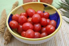 Free Tomatoes Stock Image - 8095161