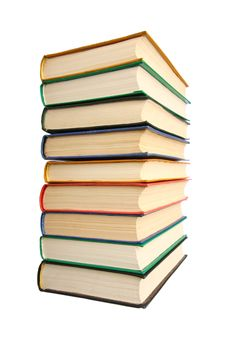 Free Stack Of Books Royalty Free Stock Photos - 8095758