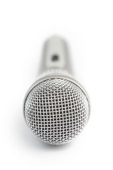 Free Microphone Royalty Free Stock Images - 8095769