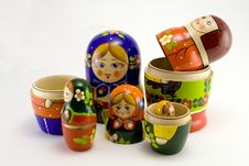 Free Nested Doll Stock Images - 8095834