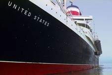 Free United States Liner Royalty Free Stock Photo - 8097195