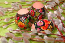 Free Easter Eggs Stock Images - 8097924