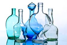 Free Old Bottle Stock Photography - 8097962