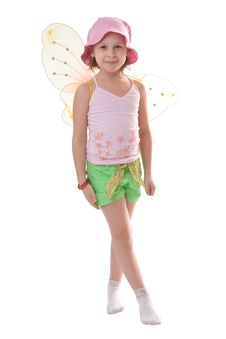 Pretty Butterfly Stock Image
