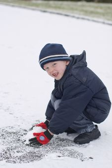 Free Snow Fun Stock Photography - 8098662