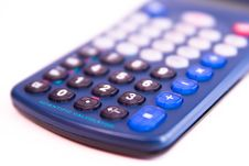 Free Calculator Stock Image - 8098721
