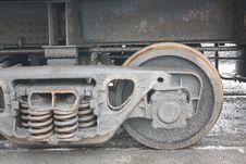 Free Railway And Coal Stock Photo - 8099420