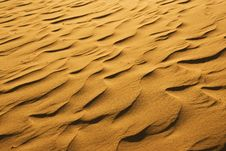 Free Desert Sand Stock Photography - 8099692