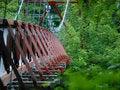 Free Suspension Bridge Royalty Free Stock Images - 810519