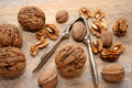 Free Walnuts Royalty Free Stock Photography - 810637