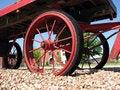 Free Wagon Wheel Stock Photos - 819183