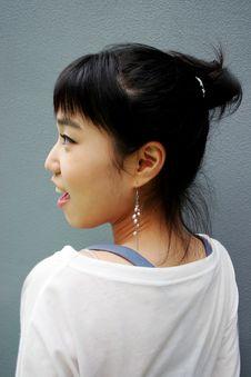 Free Korean Woman Royalty Free Stock Images - 810449