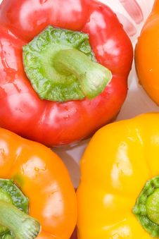 Free Bell Peppers Stock Photos - 810653