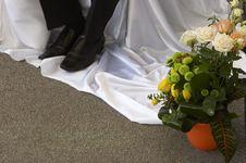 Free Groom S Feet Stock Images - 811464