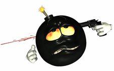 Suicide Bomb[er] Stock Photo