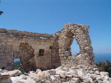 Free Castle Ruins Stock Photos - 812263