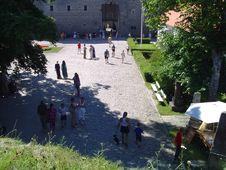 Free Castle Park Stock Image - 813401