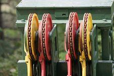 Windlass,jack Royalty Free Stock Photos