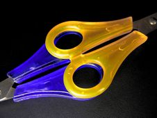 Free Scissors Royalty Free Stock Images - 814949