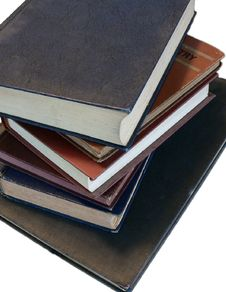Free Old Books 1 Royalty Free Stock Image - 814986