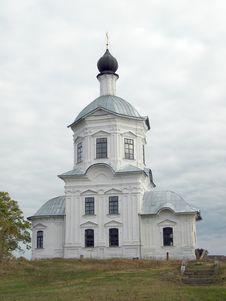 Free White Church Royalty Free Stock Photos - 815458