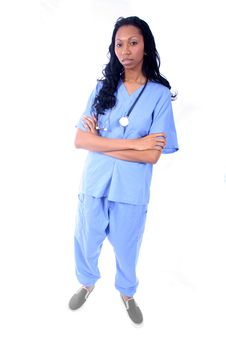 Free Medical - Nurse - Doctor Stock Photography - 815712