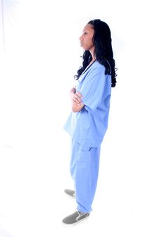 Free Medical - Nurse - Doctor Stock Image - 815721