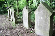 Free Jewish Cementery Stock Photography - 816252