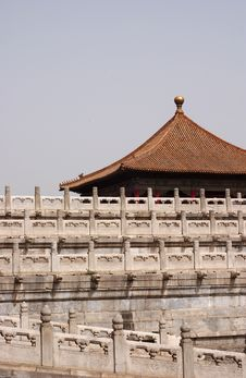 Free Forbidden City Stock Photos - 817513