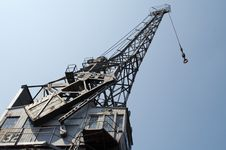 Free 32 Crane Stock Photography - 817942
