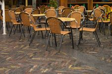 Free Empty Terrace Stock Photography - 818592