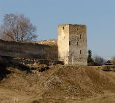 Free Old Fortress-02 Stock Image - 818681