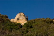 Free Rock Detail Landscape Royalty Free Stock Images - 819089