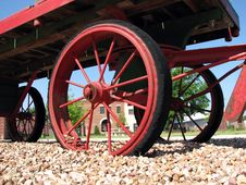Free Wagon Wheel Stock Photos - 819183