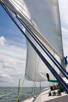Free Sailboat Stock Image - 819291