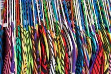 Free Color Line Clothes Stock Photos - 819443